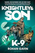 K-9 cover