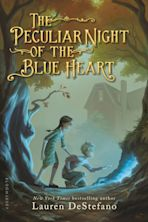 The Peculiar Night of the Blue Heart cover