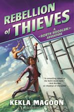 Rebellion of Thieves cover