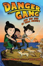 The Danger Gang and the Isle of Feral Beasts! cover