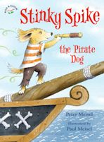 Stinky Spike the Pirate Dog cover