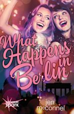 What Happens in Berlin cover