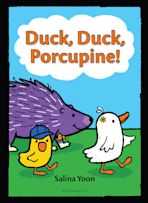 Duck, Duck, Porcupine! cover