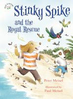 Stinky Spike and the Royal Rescue cover