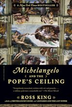 Michelangelo and the Pope's Ceiling cover