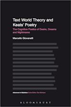 Text World Theory and Keats' Poetry cover