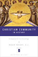 Christian Community in History Volume 2 cover