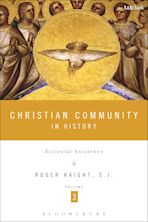 Christian Community in History, Volume 3 cover