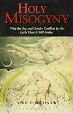 Holy Misogyny cover