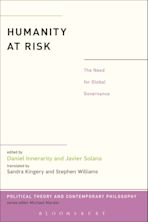 Humanity at Risk cover