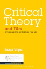 Critical Theory and Film cover