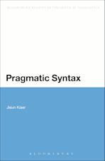 Pragmatic Syntax cover