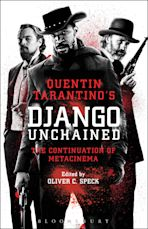 Quentin Tarantino's Django Unchained cover
