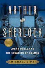 Arthur and Sherlock cover