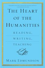 The Heart of the Humanities cover