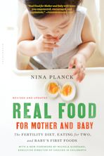 Real Food for Mother and Baby cover