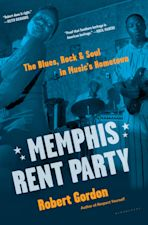 Memphis Rent Party cover