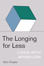 The Longing for Less cover