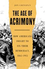 The Age of Acrimony cover