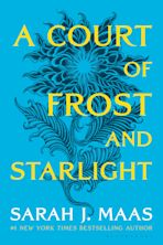 A Court of Frost and Starlight cover