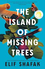 The Island of Missing Trees cover