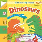 Lift-the-Flap Friends: Dinosaurs cover