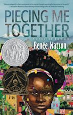 Piecing Me Together cover