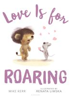 Love Is for Roaring cover