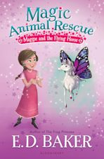 Magic Animal Rescue 1: Maggie and the Flying Horse cover