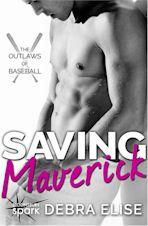 Saving Maverick cover
