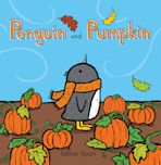 Penguin and Pumpkin cover