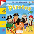 Lift-the-Flap Friends: Pirates cover