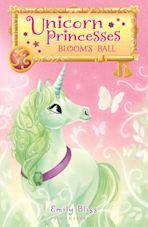 Unicorn Princesses 3: Bloom's Ball cover