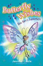 Butterfly Wishes 3: Blue Rain's Adventure cover