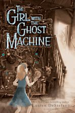 The Girl with the Ghost Machine cover