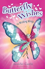 Butterfly Wishes 1: The Wishing Wings cover
