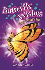 Butterfly Wishes 2: Tiger Streak's Tale cover