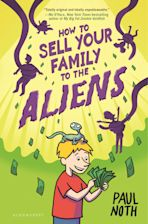 How to Sell Your Family to the Aliens cover