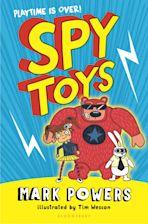 Spy Toys cover