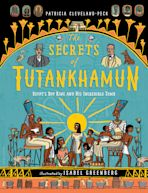 The Secrets of Tutankhamun cover