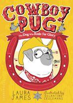Cowboy Pug cover