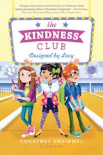 The Kindness Club: Designed by Lucy cover