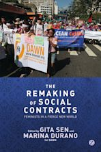 The Remaking of Social Contracts cover