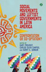 Social Movements and Leftist Governments in Latin America cover