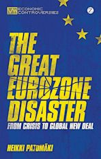 The Great Eurozone Disaster cover