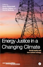 Energy Justice in a Changing Climate cover