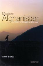 Modern Afghanistan cover