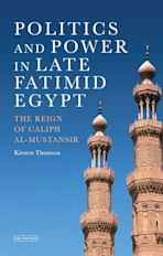 Politics and Power in Late Fatimid Egypt cover