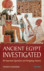 Ancient Egypt Investigated cover