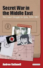 Secret War in the Middle East cover